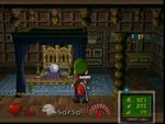 Fortune-Teller's Room from Luigi's Mansion
