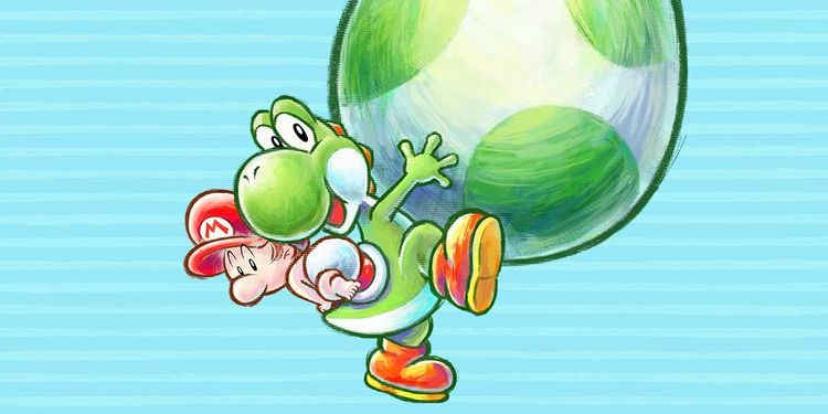 Picture shown with the fourth question in Trivia: Are you an expert Yoshi-ologist?