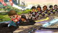 Challenge 37 from the fourth row of Super Smash Bros. for Wii U