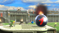 Challenge 50 from the fifth row of Super Smash Bros. for Wii U