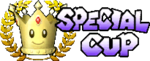 Special Cup logo from Mario Kart: Double Dash!!