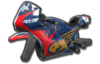 Sport Bike body from Mario Kart 8