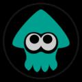 MK8D Cyan Inkling Boy Emblem.png