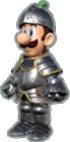 Luigi's Knight Armour icon in Mario Kart Live: Home Circuit