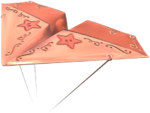 MKT Icon PinkGoldPaperGlider.png