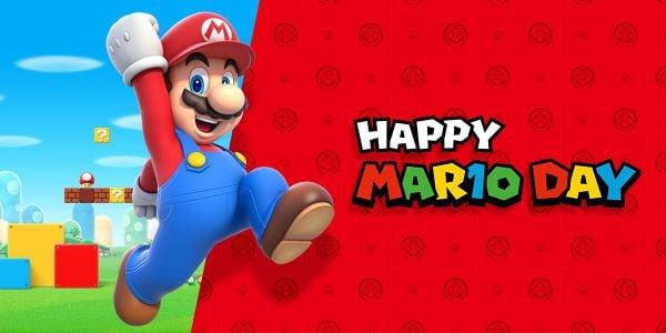 Banner for a Mario Day Play Nintendo opinion poll on different versions of Mario. Original filename: <tt>2x1-Mario_Day_10_RO5dk1j.0290fa98.jpg</tt>
