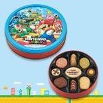 Assorted cookies from Super Nintendo World