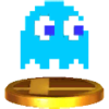 Trophy of Inky in Super Smash Bros. for Nintendo 3DS.