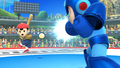 Challenge 56 from the sixth row of Super Smash Bros. for Wii U
